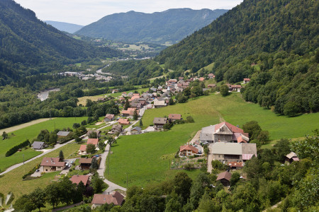 La Balme-de-Thuy, Haute-Savoie, France